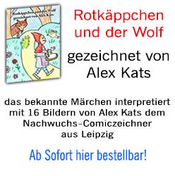 Rotkäppchen interpretiert von Alex Kats bestellen