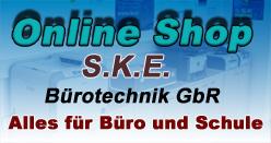 S.K.E.Bürotechnik alles für Büro und Schule